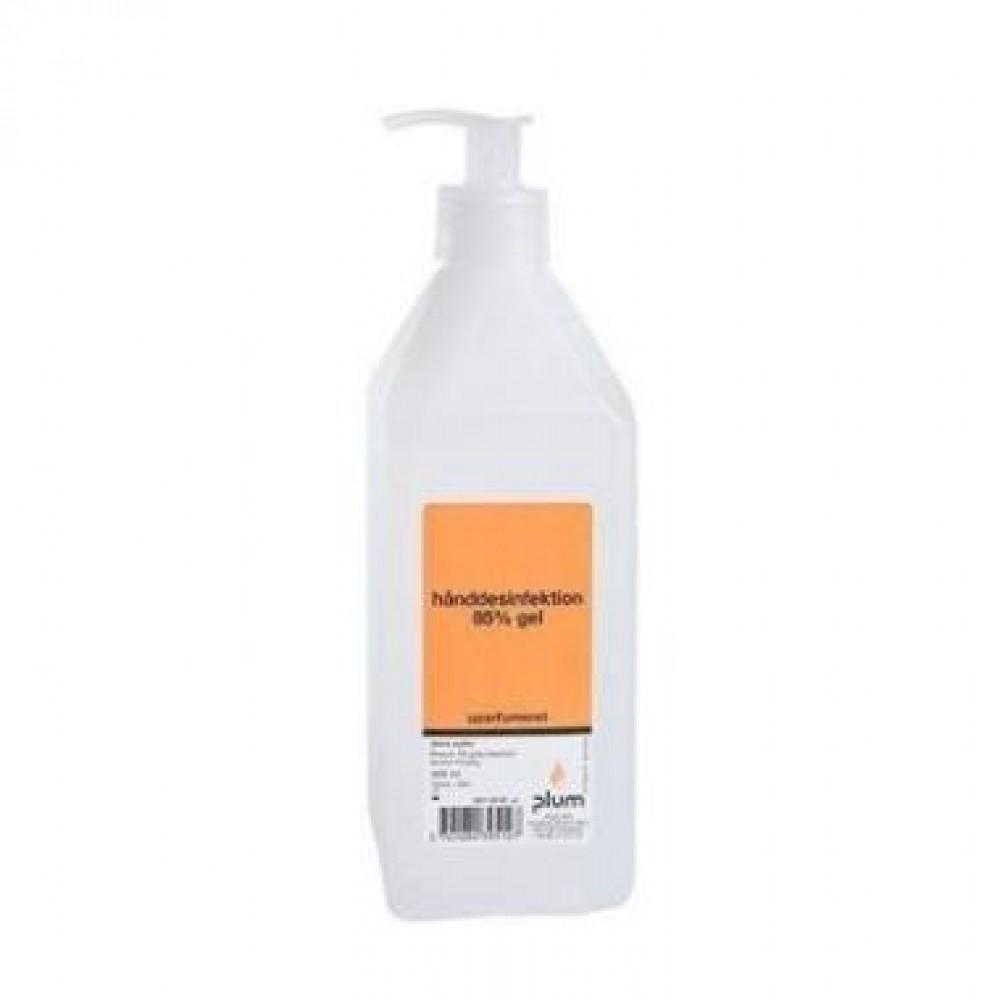Hånddesinfektion gel 85% (600 ml)-31