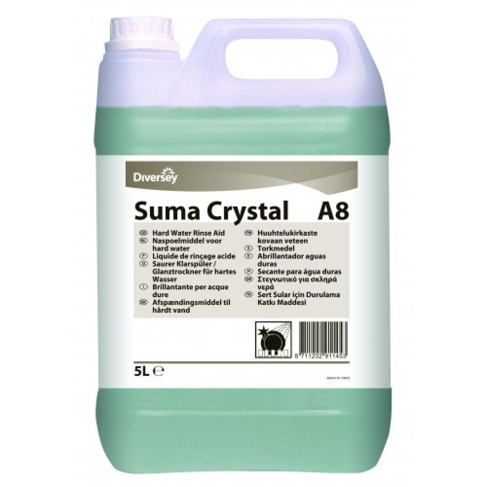 Afspænding A8/Suma crystal