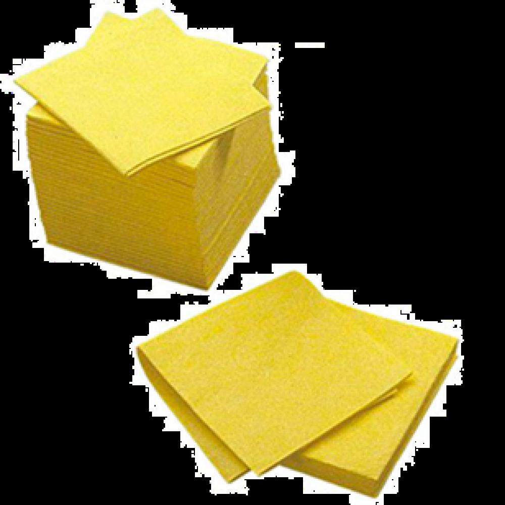Alt-mulig-klude gul 20 stk. 38x40 cm Luxus 140-31