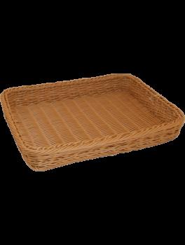 Brødkurv rekt 36x30x5-20