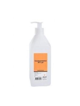 Hånddesinfektion gel 85% 600 ml-20