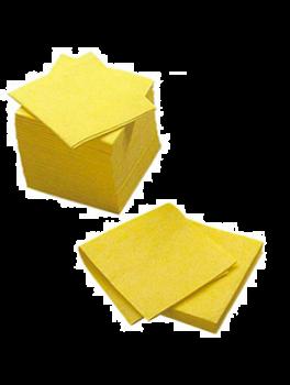 Alt-mulig-klude gul Luxus 140 (20 stk. 38x40 cm)-20