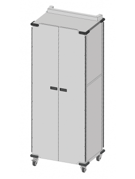 Roll In løsning 10 + 4 med døre (BakerTop)-20