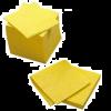 Alt-mulig-klude gul 20 stk. 38x40 cm Luxus 140-01