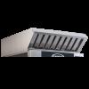 Emhætte med steamkondenser (ChefTop Kompakt GN 2/3 One)-01