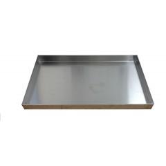 Kantine rustfri (400x600x45)